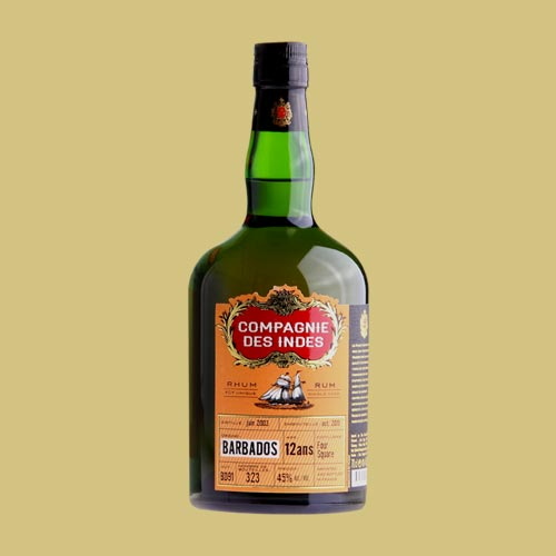 BARBADOS 12 ANS – SINGLE CASK