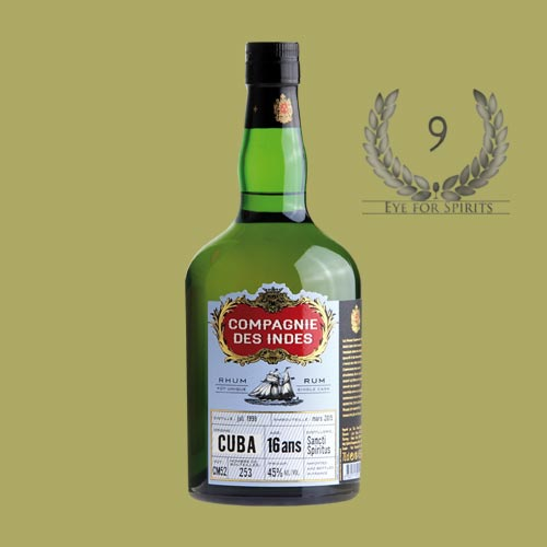 CUBA 16 YEARS – SINGLE CASK
