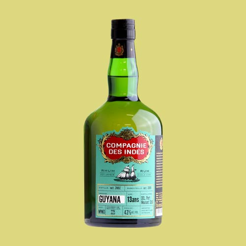 GUYANA 13 ANS – SINGLE CASK