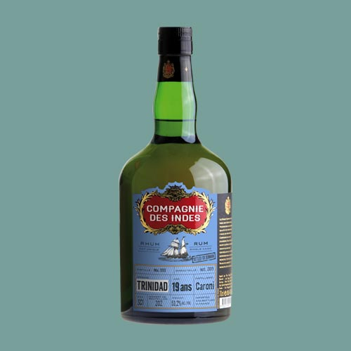 TRINIDAD 19 ANS CASK STRENGTH – SINGLE CASK