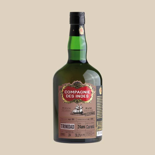 TRINIDAD 24 ANS CASK STRENGTH – SINGLE CASK