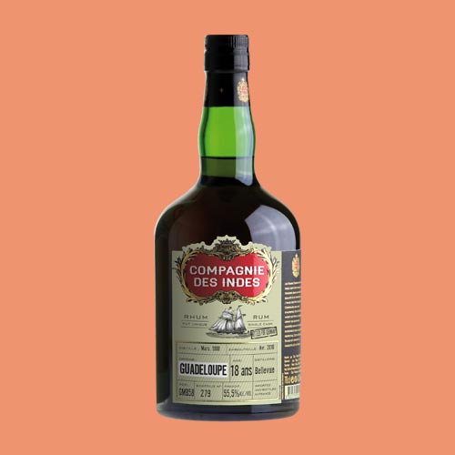 GUADELOUPE 18 JAHRE CASK STRENGTH – SINGLE CASK – GERMANY