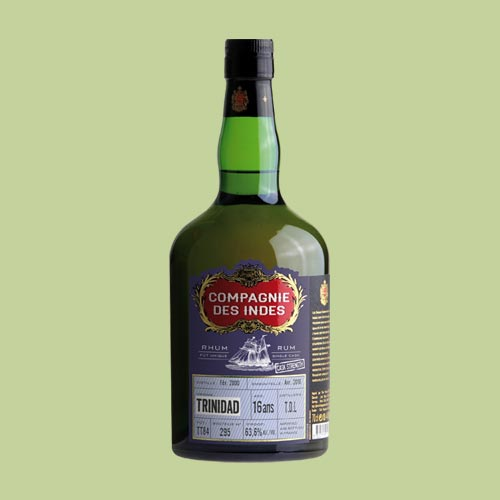 TRINIDAD 16 YEARS CASK STRENGTH – SINGLE CASK