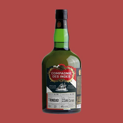 TRINIDAD 22 ANS – SINGLE CASK