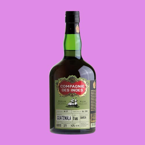 GUATEMALA 9 ANS – SINGLE CASK