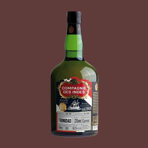 TRINIDAD 26 ANS CASK STRENGTH – SINGLE CASK