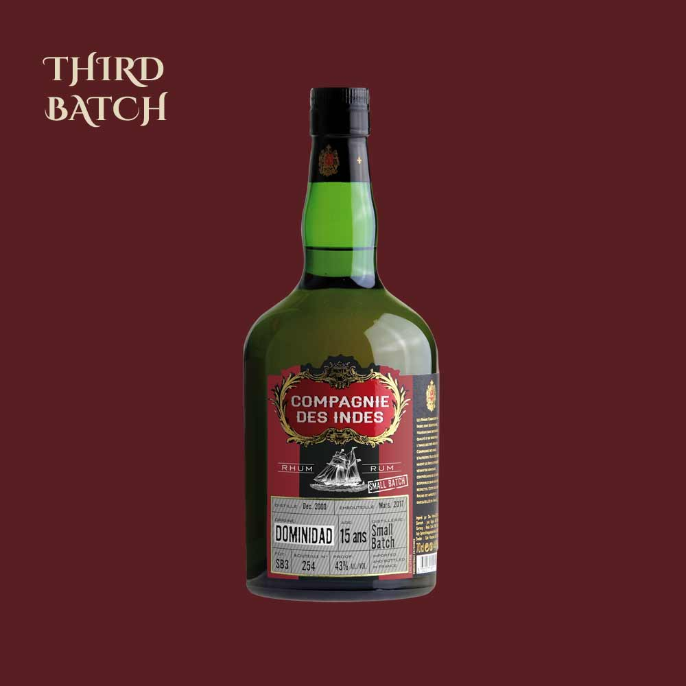 DOMINIDAD THIRD BATCH – BLEND