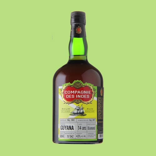 GUYANA 14 ANS – SINGLE CASK