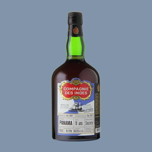 PANAMA 9 ANS CASK STRENGTH – SINGLE CASK