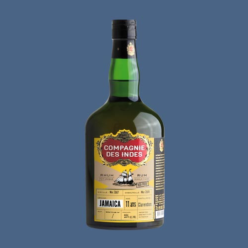 JAMAICA 11 ANS HIGH PROOF – SINGLE CASK