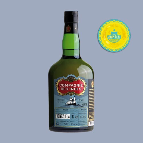 VENEZUELA 12 YEARS CASK STRENGTH – SINGLE CASK