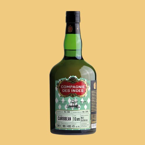 CARIBBEAN 10 YEARS – SINGLE CASK