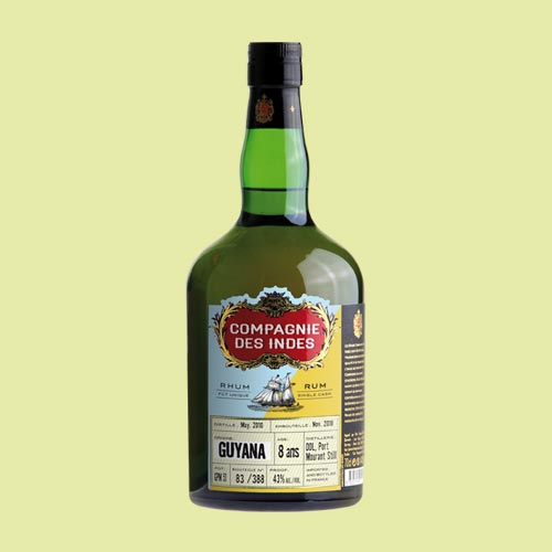 GUYANA 8 YEARS – SINGLE CASK
