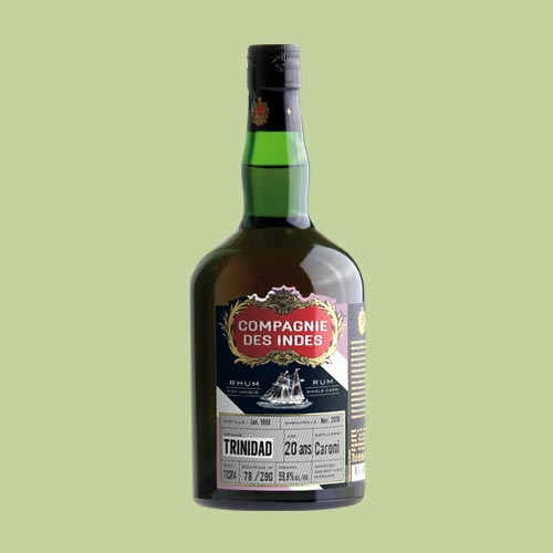 TRINIDAD 20 YEARS – SINGLE CASK