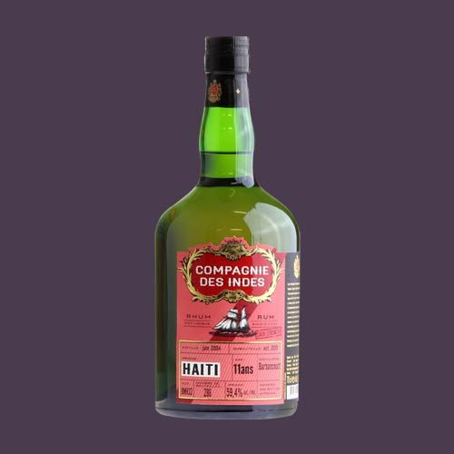 HAITI 11 YEARS CASK STRENGTH – SINGLE CASK