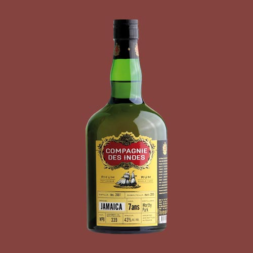 JAMAICA 7 JAHRE – SINGLE CASK