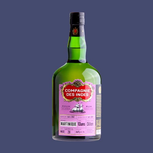 MARTINIQUE 13 ANS – SINGLE CASK
