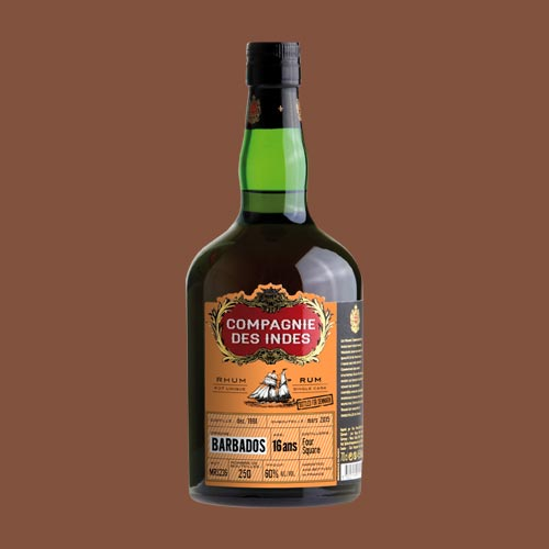 BARBADOS 16 ANS CASK STRENGTH – SINGLE CASK
