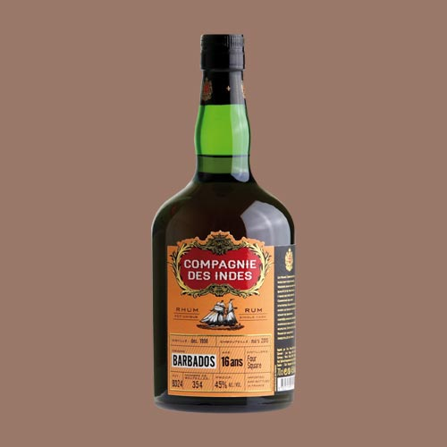 BARBADOS 16 YEARS – SINGLE CASK
