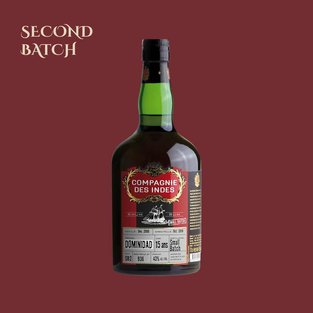 DOMINIDAD SECOND BATCH – BLEND