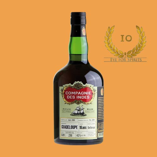GUADELOUPE 16 ANS – SINGLE CASK