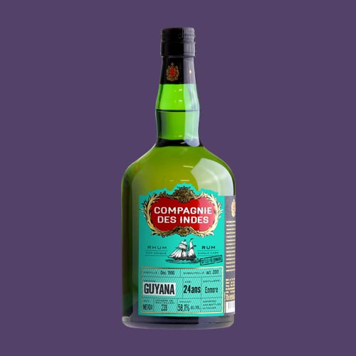 GUYANA 24 ANS CASK STRENGTH – SINGLE CASK