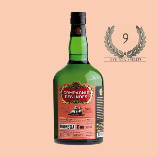 INDONESIA 10 ANS – SINGLE CASK