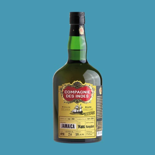 JAMAICA 14 YEARS CASK STRENGTH – SINGLE CASK