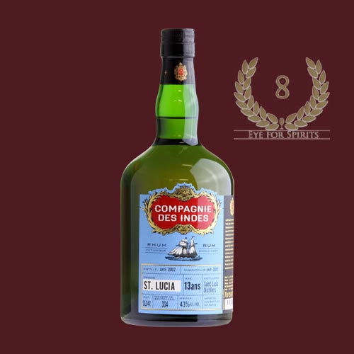 ST. LUCIA 13 ANS – SINGLE CASK