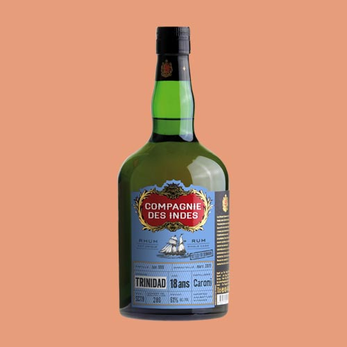TRINIDAD 18 JAHRE CASK STRENGTH – SINGLE CASK