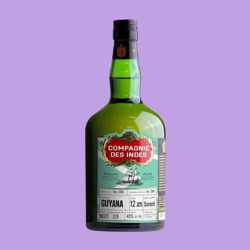 GUYANA 12 ANS – SINGLE CASK
