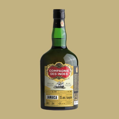 JAMAICA 15 ANS – SINGLE CASK