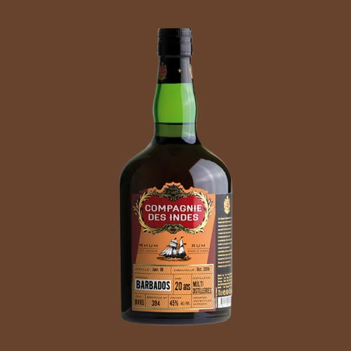 BARBADOS 20 ANS – SINGLE CASK