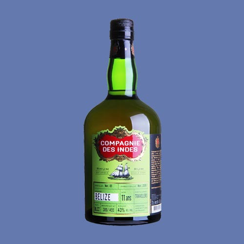 BELIZE 11 ANS – SINGLE CASK