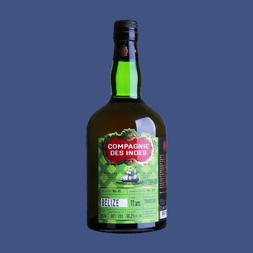 BELIZE 11 JAHRE CASK STRENGTH – SINGLE CASK