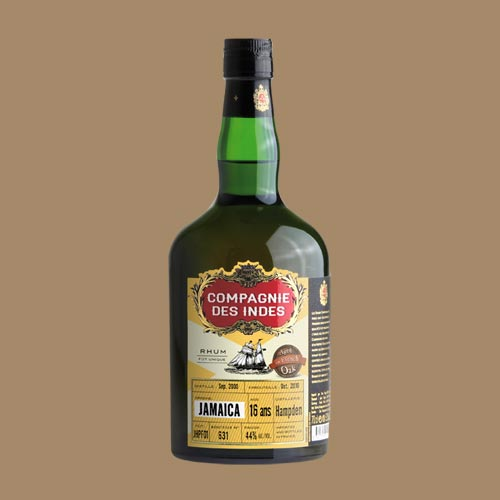 JAMAICA 16 ANS – SINGLE CASK