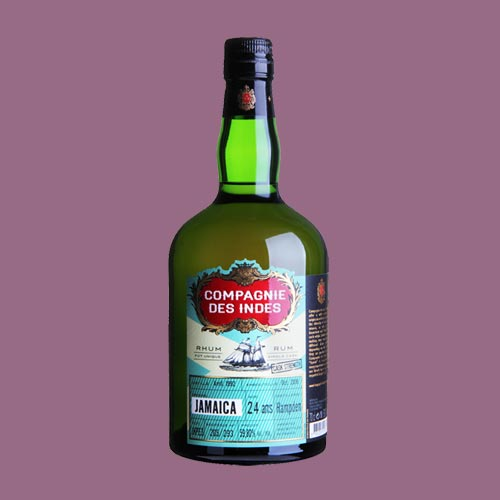 JAMAICA 24 YEARS CASK STRENGTH – SINGLE CASK
