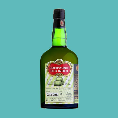CARAIBES FINISH IN PERNAND-VERGELESSES – SINGLE CASK FINISH