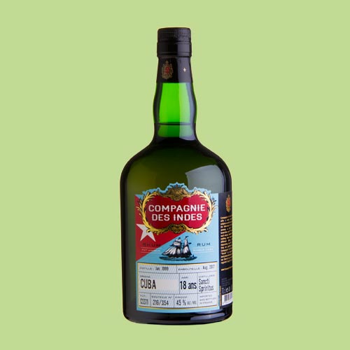 CUBA 18 YEARS – SINGLE CASK