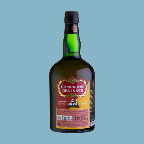 DOMINICAN REPUBLIC 13 JAHRE – SINGLE CASK