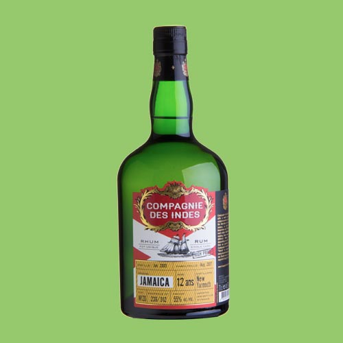 JAMAICA 12 ANS HIGH PROOF – SINGLE CASK