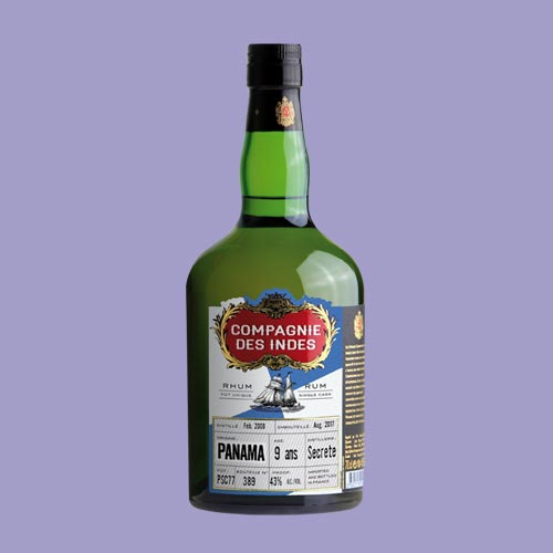 PANAMA 9 YEARS – SINGLE CASK