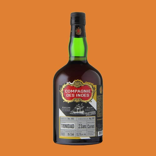 TRINIDAD 23 ANS CASK STRENGTH – SINGLE CASK
