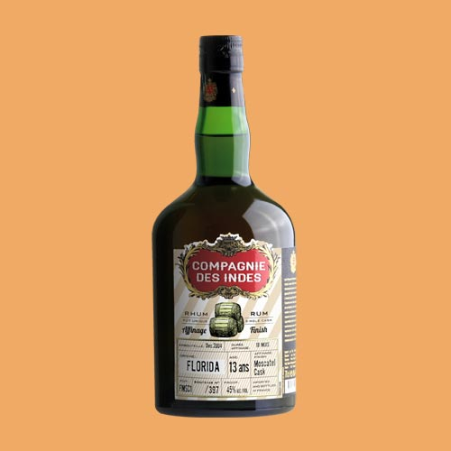 FLORIDA 13 ANS – SINGLE CASK