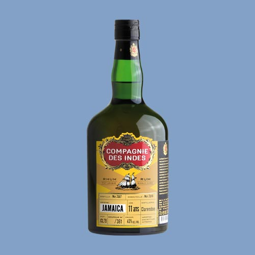 JAMAICA 11 ANS – SINGLE CASK