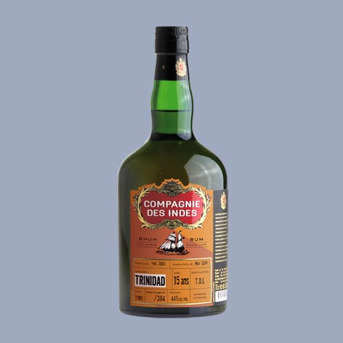TRINIDAD 15 ANS – SINGLE CASK