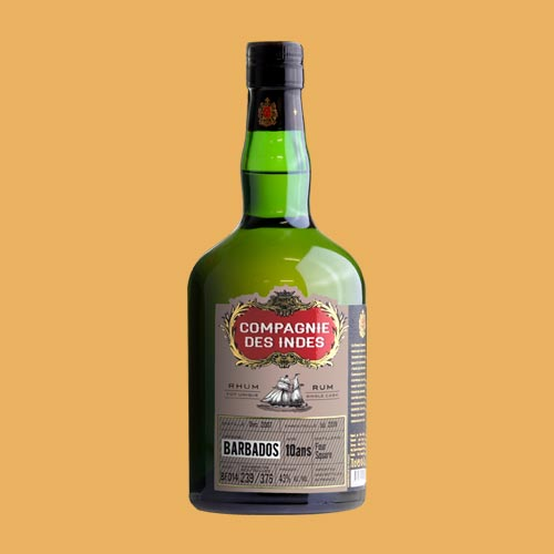 BARBADOS 10 JAHRE – SINGLE CASK
