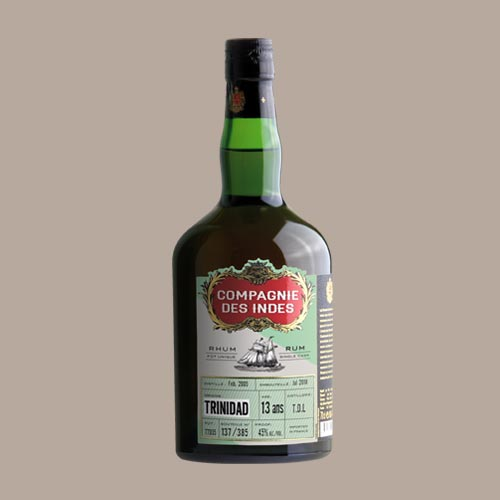 TRINIDAD 13 YEARS – SINGLE CASK