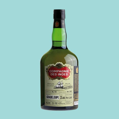 GUADELOUPE 20 YEARS CASK STRENGTH – SINGLE CASK
