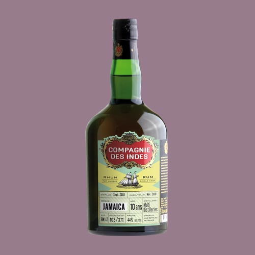 JAMAICA 10 ANS – SINGLE CASK